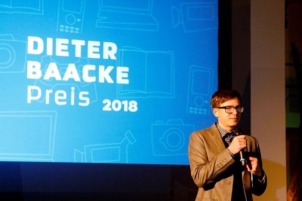 Dieter Baacke Preisverleihung 2018